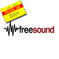 Free GM Resource: Freesound
