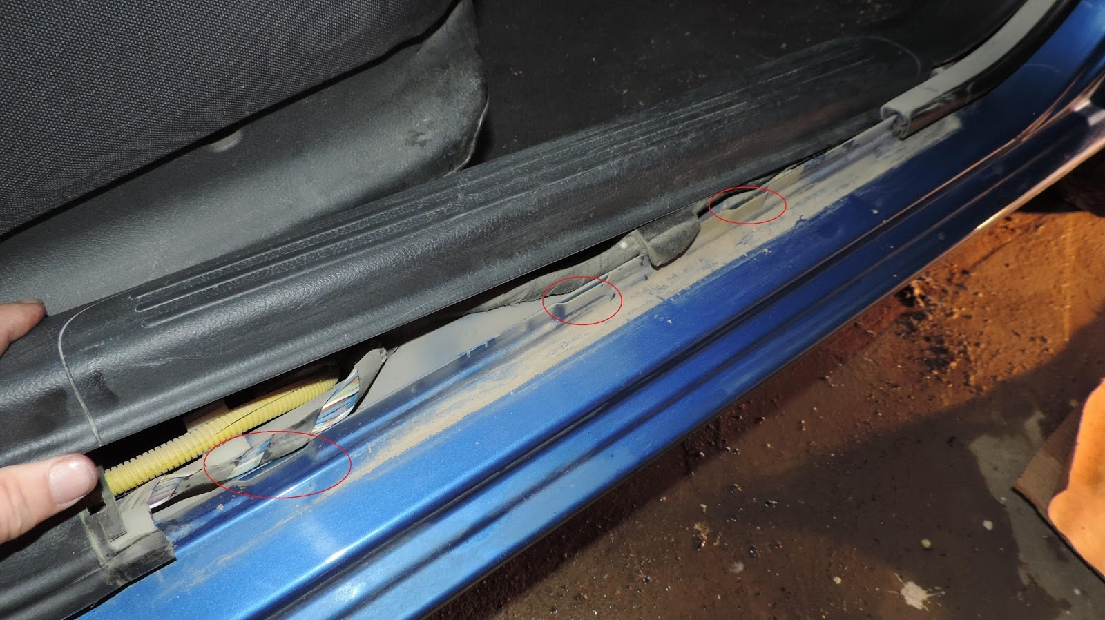 Travel with Kevin and Ruth!: How to rust proof your car