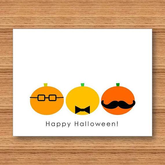 image relating to Printable Halloween Card named Sponsor Giveaway! Stelie Printables Halloween Card - kilos
