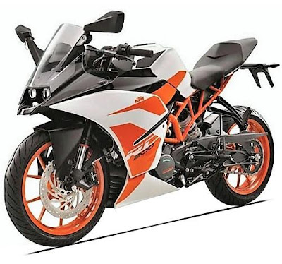 KTM RC 200 photo collection