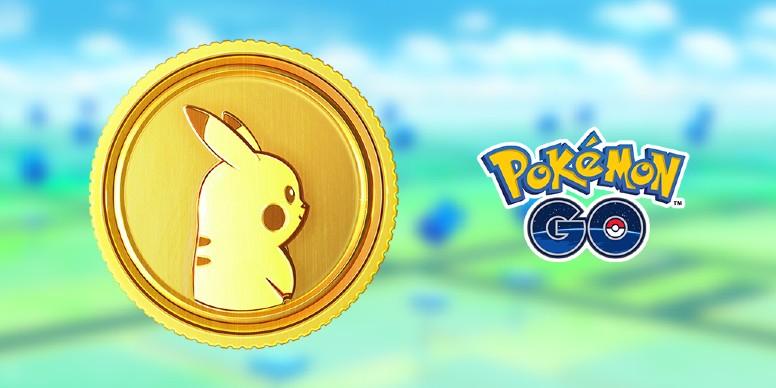Pokémoedas Pokémon GO