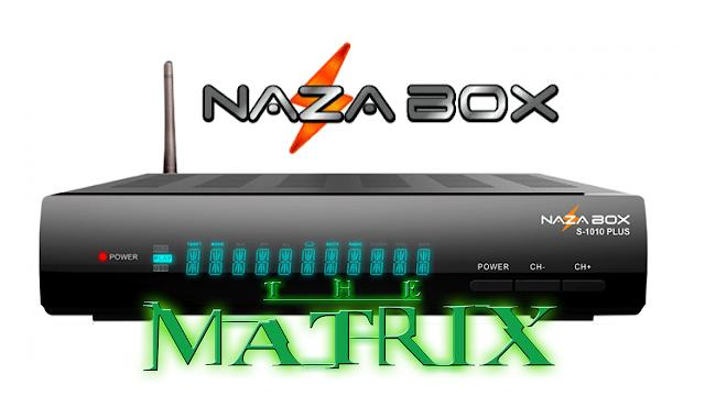 Nazabox S1010 Plus Atualização V2.83 - 13/09/2021