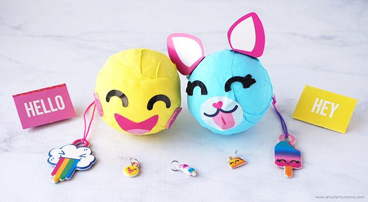 DIY Surprise Balls with the Craft-Tastic Surprise Balls Kit