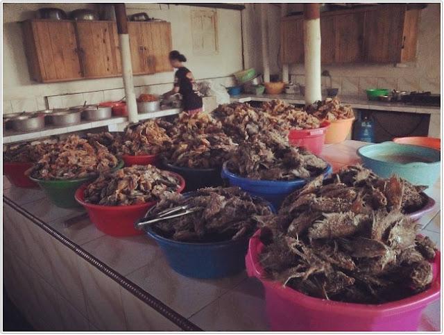 Iwak Kali Mak Ti;10 Top Kuliner Blitar