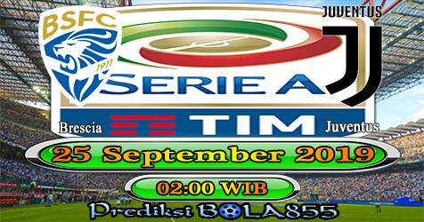 Prediksi Bola855 Brescia vs Juventus 25 September 2019