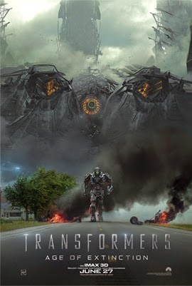 Transformers 2014 The Story Beginning of New Trilogy