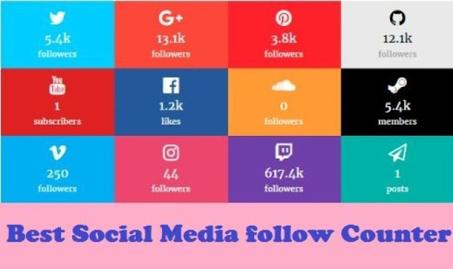 5 Best Social Media Follow Buttons WordPress Plugins In 2019