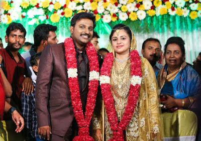Najim Arshad Thazni Marriage