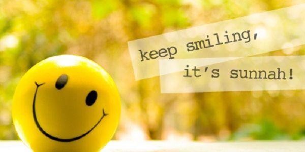 Benarkah Senyum Itu Ibadah?