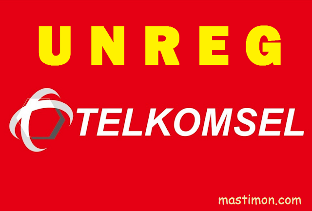 Cara Unreg Registrasi Kartu Telkomsel supaya bisa Daftar lagi