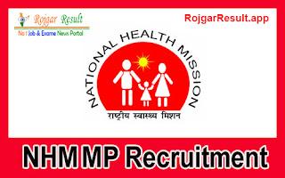 MP NHM Recruitment 2021 For 2664 Staff Nurse Vacancy