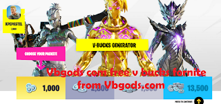 vbgods com free v bucks fornite from vbgods.com