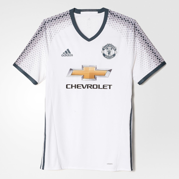 premium selection 2038f 43ab8 Manchester United 16-17 Third Kit Released - Footy Headlines