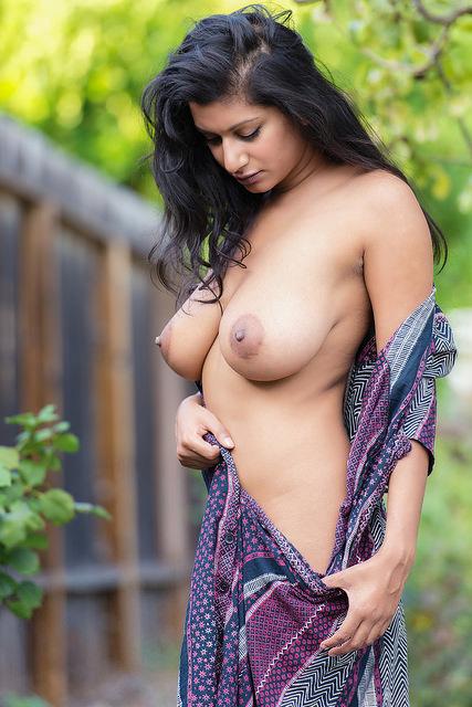 Hot Desi Topless