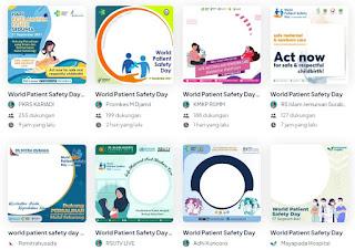 kumpulan twibbon hari keselamatan pasien sedunia 2021 - kanalmu