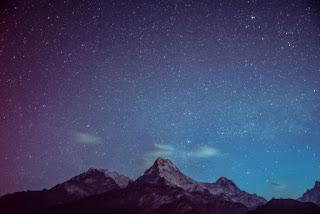 Galaxy - Photo by brandon siu on Unsplash