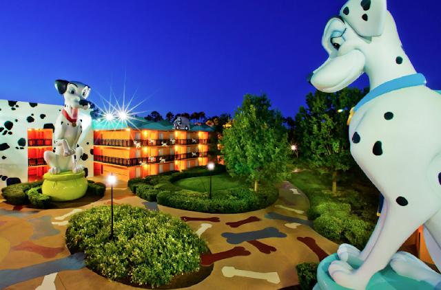 Vantagens de se hospedar dentro da Disney em Orlando