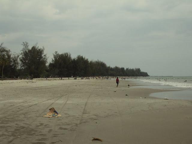 Pantai Binasi Sorkam Tapanuli tengah