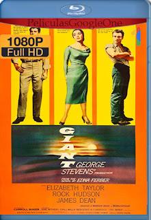 Gigante [1956] [1080p BRrip] [Latino-Ingles] [HazroaH]