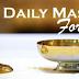 Lenten Daily Mass Schedule