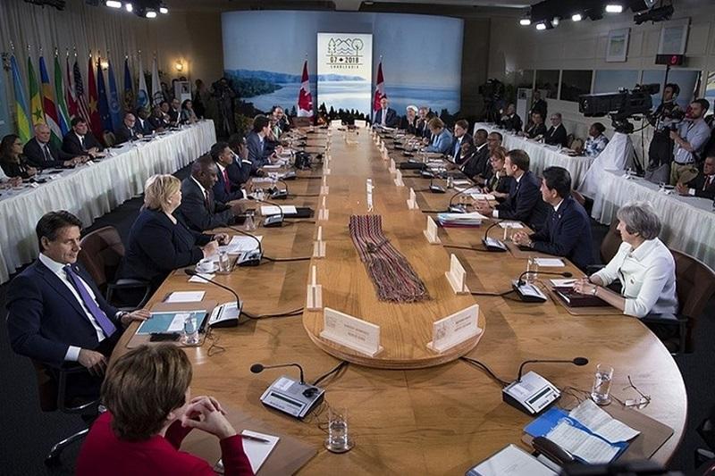 """Nga bị G7 """"đánh hội đồng"""", bắt phải trả giá"""