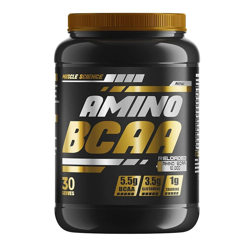 Muscle Science Amino Bcaa, 30 Servings