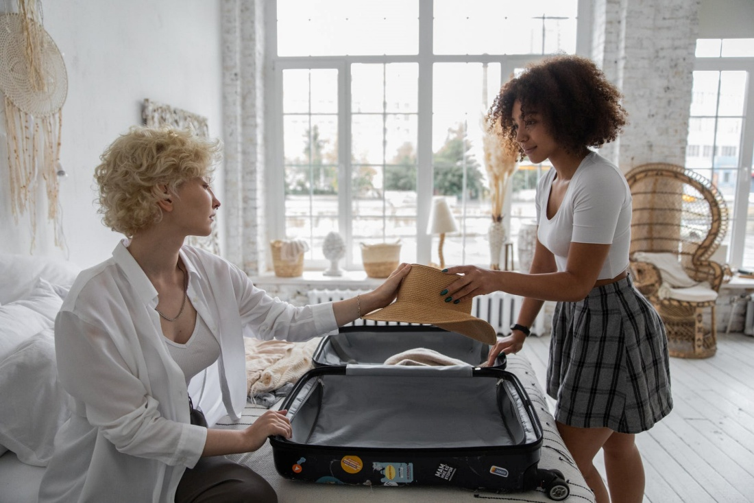 ¿Cómo hacer la maleta y sobrevivir en el intento?
