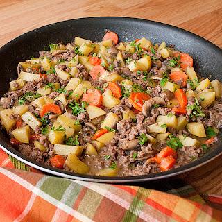 Skillet Beef&Potatoes (Etli Patates Tava)
