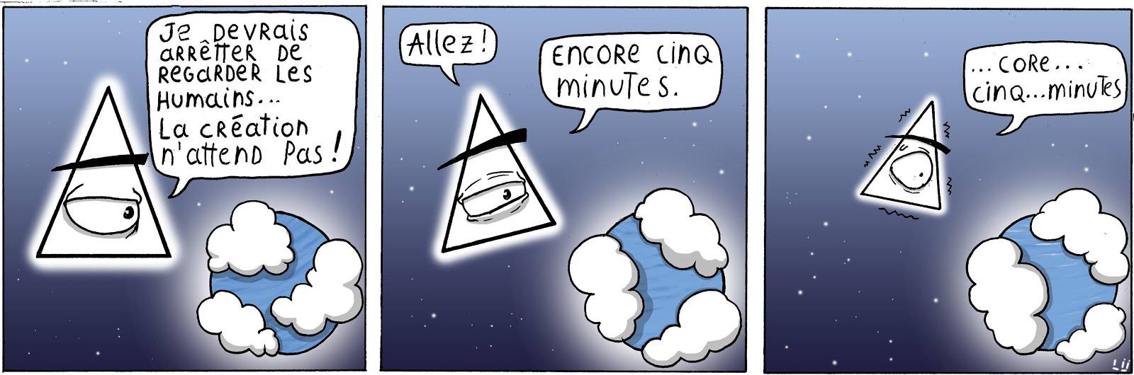 Dieu est un triangle