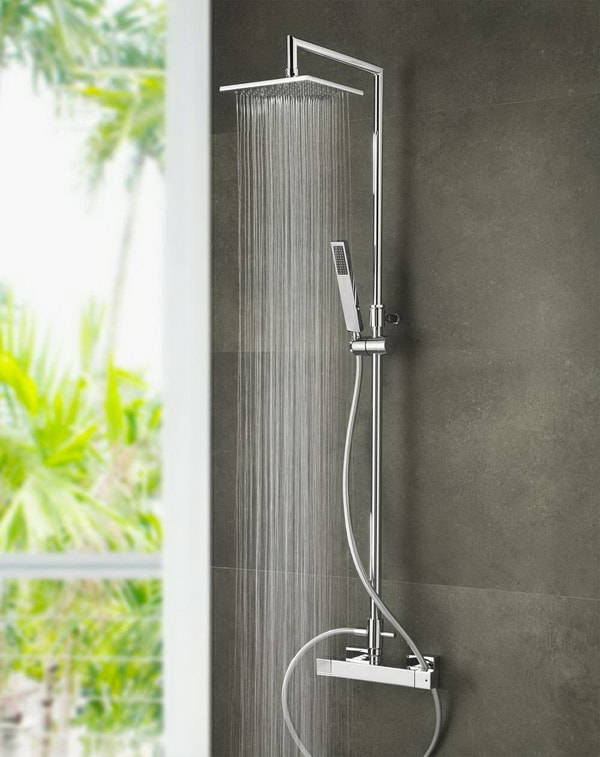 Different Types Of Modern Showers And Characteristics