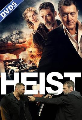 Heist AKA Bus 657 2015 DVD R1 NTSC Latino
