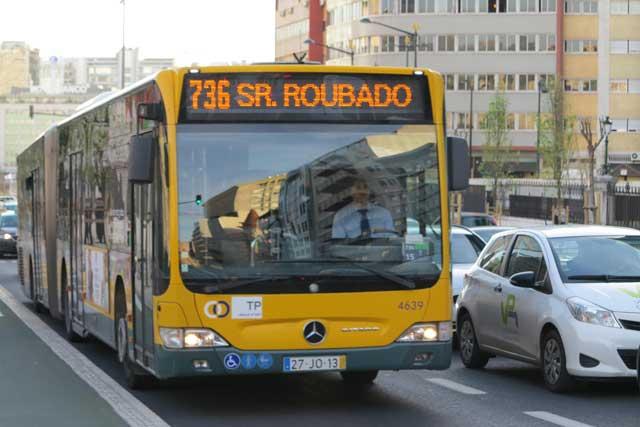 736 Lisbon bus
