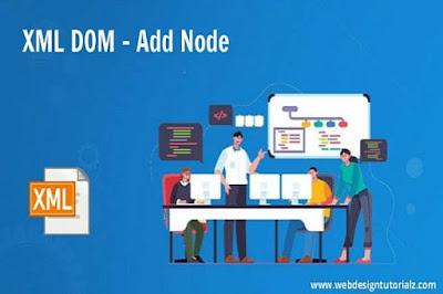 XML DOM - Add Node