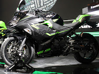 Spesifikasi Kawasaki New Ninja 250 Terbaru 2019