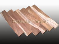 Harga parket kayu Jati Grade B