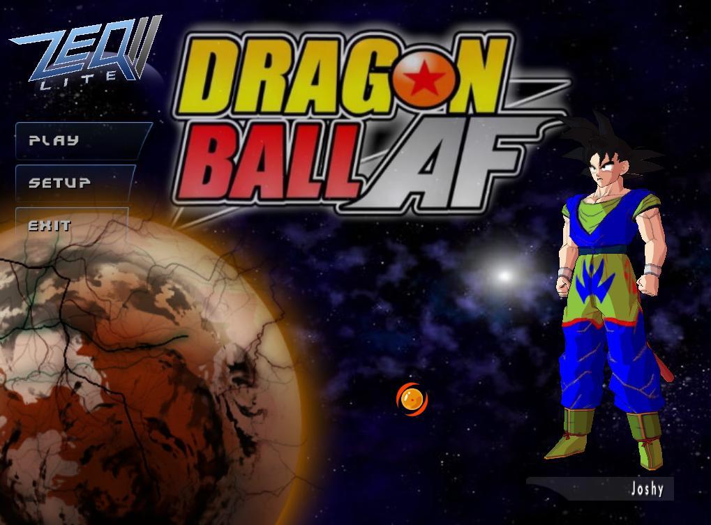 dragon ball z zeq2 lite