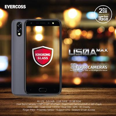 Review U50a Max