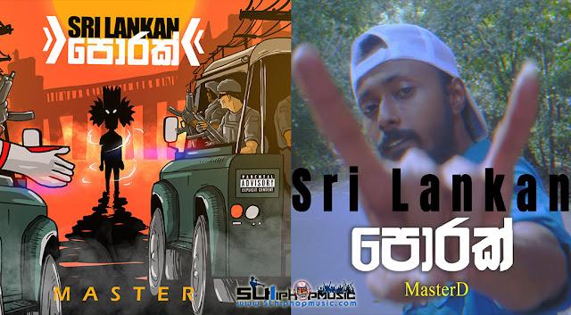 MasterD, Sinhala Rap, Music Video, DAVID LUCHOW, sl hiphop,
