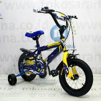 Sepeda Anak Wimcycle Bronco 12 Inci