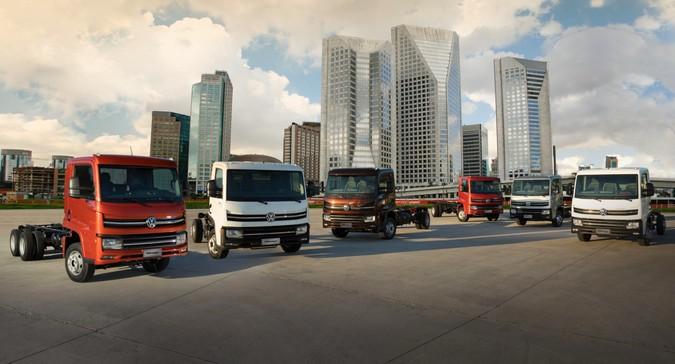 VW Caminhões e Ônibus celebra marca de 150 mil unidades produzidas da linha Delivery