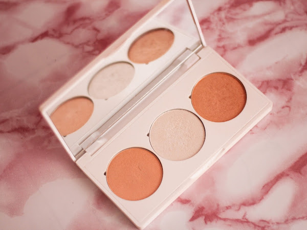 Review - Paleta Strobe & Highlight Primark