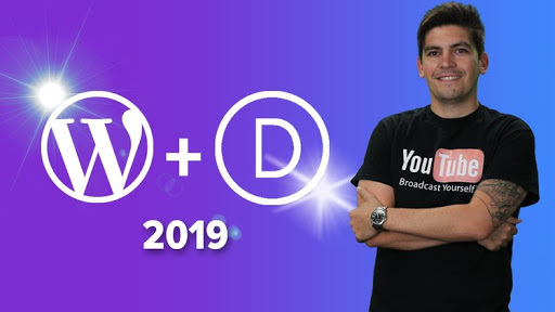How To Make A Website With Wordpress 2019 - Divi Theme