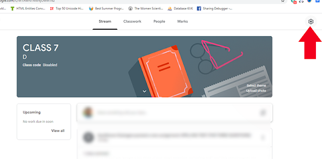 Google Classroom: Set Student Permissions to Post or Comment
