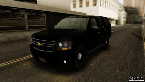 Chevrolet Tahoe 2012 ImVehFT