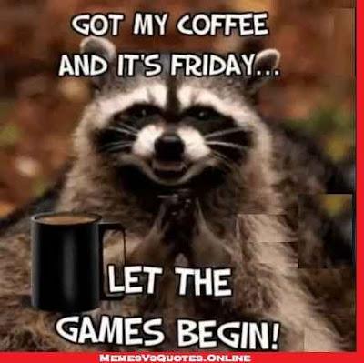 Friday Coffee Memes