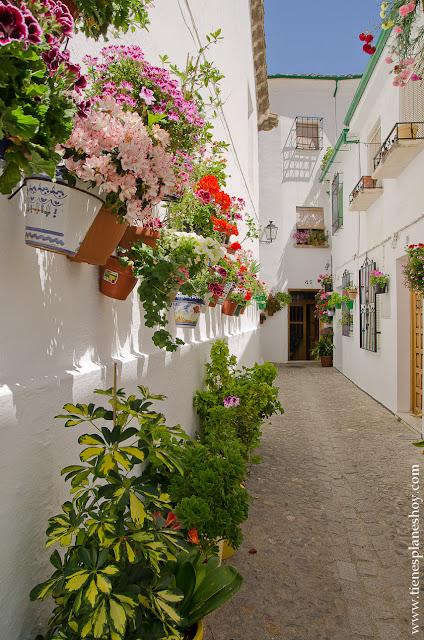 Priego de Cordoba turismo andalucia barrio de la villa