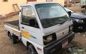 أسعار السيارات سوزوكي ربع ونصف نقل الجديدة والمستعملة فى مصر