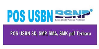 POS USBN SD, SMP, SMA, SMK  2019 pdf