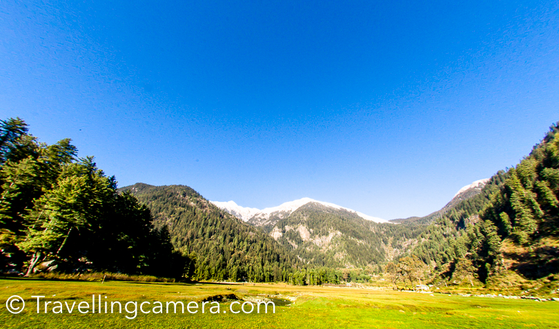 This year was very special for Himachal Tourism, when Great National Himalayan Park is declared as state's first and only exclusive World Heritage site in Himachal Pradesh . It's really a proud moment for appreciators of Himalayan State of India and folks who visited these beautiful terrains of India.  There are some of the most interesting and challenging treks in Great National Himalayan Park of Himachal Pradesh . I have been to Shrikhand Mahadev Trek  few years back, apart from easy and medium level treks in GNHP. GNHP was established in 80s and is spread over an area of 1100+ square kilometers. It's situated at an altitude of 1500-6000m. The Great Himalayan National Park is a habitat to numerous flora and more than 350+ fauna  species, including mammals, birds, reptiles, and insects etc. Above photograph from GNHP talks a lot about it's landscapes, weather and lot more which is difficult to express in words. The Great Himalayan National Park (GHNP) is one of Indian national parks which is located in Kullu region of Himachal Pradesh . GNHP was added to UNESCO list of World Heritage Sites for criteria of 'exceptional natural beauty and conservation of biological diversity'.The Himalayas are the largest, tallest and geologically youngest mountains on our planet. Do you realize that? If not, just read the first line of this paragraph again. In India, Himalayan terrains are known as Dehvbumi  (the land of Gods). The unique ecological aspects of the Western Himalaya led to the creation of the Great Himalayan National Park (GHNP) in the Kullu district of India's Himalayan state. GNHP is also known for it's biodiversity, sparse human populations, inaccessibility, little tourism (eco-tourism) and a local economy based on traditional livelihoods. Although some of the livelihoods of GNHP are controversial for many decades now.Few years back, very less people used to know about this part of Himachal Pradesh. Gradually people started noticing the unmatchable natural beauty of Great National Himalayan Park. And then local communities started building tourism opportunities around GNHP. I know some of the great organizations working in Eco-tourism space which offer great experiences of GNHP and ensure that tourists and travellers in GNHP behave responsibly.A trek of more than 40 kilometers in any of valleys of GNHP brings you into the high altitude habitat of animals such as blue sheep, snow leopard, Himalayan brown bear , Himalayan Tahr and musk deer. In the beginning of winters, these animals start the migration to lower altitudes. This starts around end of September or october.GNPH lies between Kullu and Kinnaur. If you search for GNHP on Google Maps, it starts near Banjar, Shainj and on the other side it almost touches the areas around Key  in Kinnaur. How to reach - There are various entry points for Great Nationa Himalayan Park. One is from Aut which comes on the way from Chandigarh to Kullu and others are on Shimla-KInnaur highway. From both these highways, you need to take local bus or a cab to enter into GNPH. It never touches the main highways.