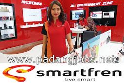 Lowongan Kerja Padang: PT. Smartfren Telecom, Tbk Mei 2018